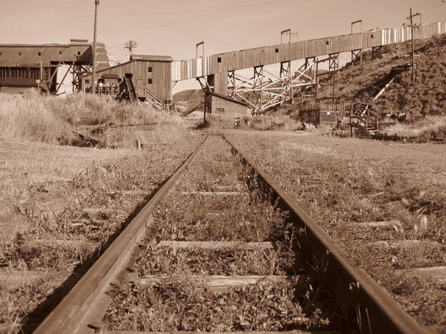 Atlas Coal Mine. Author:Margaret OrrCC BY-SA 3.0