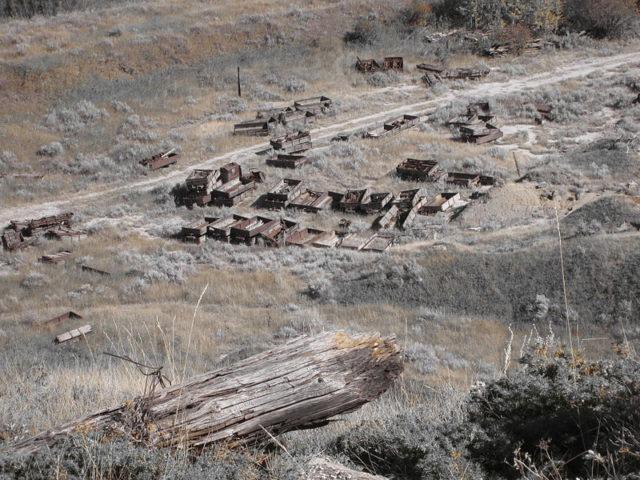 Atlas Coal Mine alternative view. Author:Slfarmer13CC BY-SA 3.0