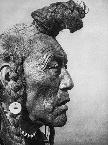 Blackfoot Indian.