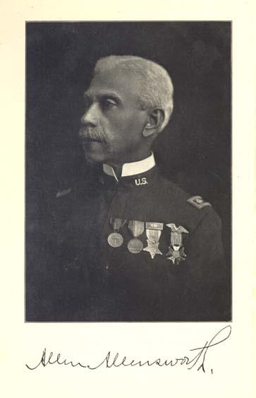 Lt. Colonel Allen Allensworth.