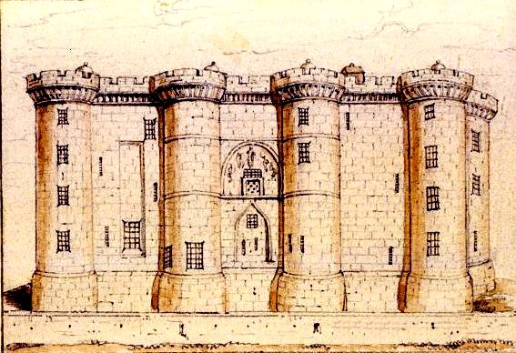 East view of the Bastille. Author: Hchc2009Public Domain