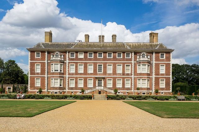 Ham House. Author:William WarbyCC BY 2.0