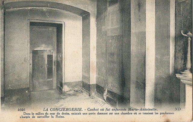 Inside the prison cell/ Author:auteur inconnu