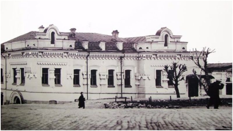 Ipatiev House and the execution of the Romanov family - Abandoned Spaces