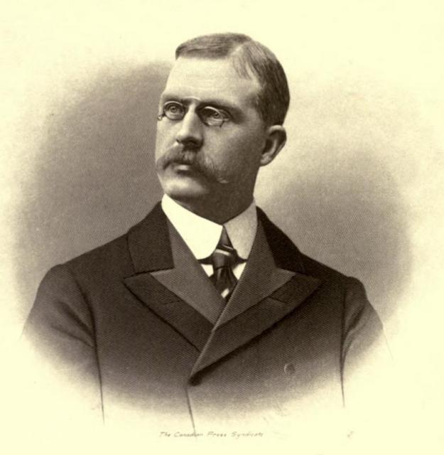 Joseph Tyrrell. Author:Canadian Press SyndicatePublic Domain