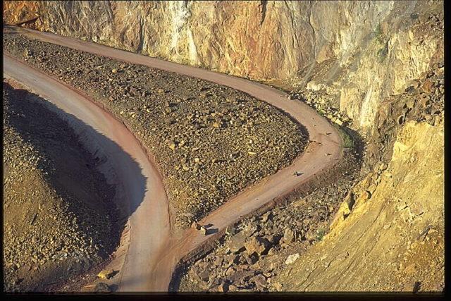 Part of the mine. Author:Bengt A Lundberg / RiksantikvarieämbetetCC BY 2.5