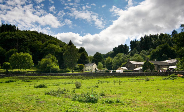 Part of the scenery around Tintern Abbey. Author:IDS.photosCC BY-SA 2.0