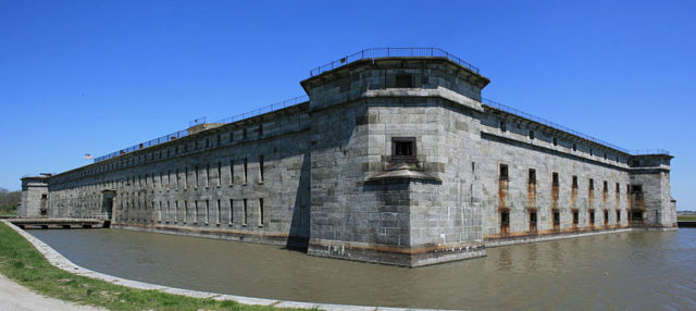 The fort today/ Author:Mpdoughboy153 – CC0