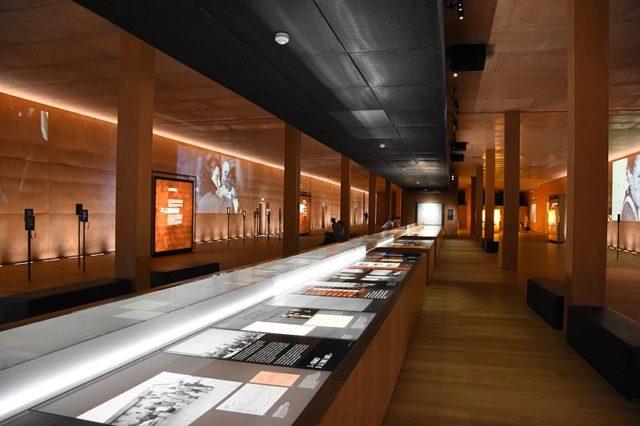 The memorial museum. Author:JosepBCCC BY-SA 4.0