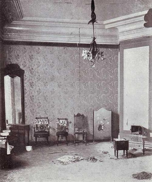 The Princesses' room.