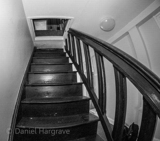To the attic. Author:Daniel HargraveCC BY 2.0