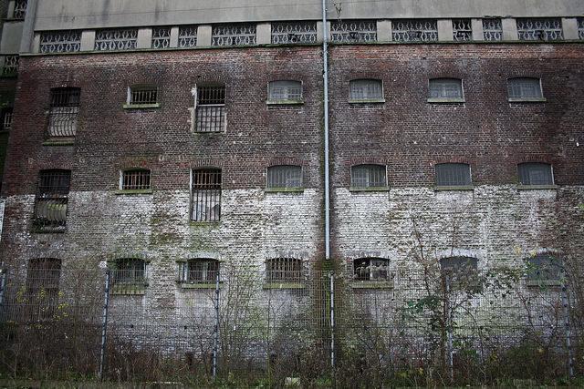 View of the prison facade. Author:jolienvandegriendtCC BY-SA 2.0