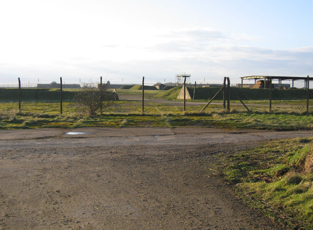 West Raynham airfield. Author:Rodney BurtonCC BY-SA 2.0