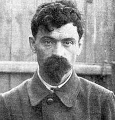 Yakov Mikhailovich Yurovsky. Author:Augiasstallputzer public domain