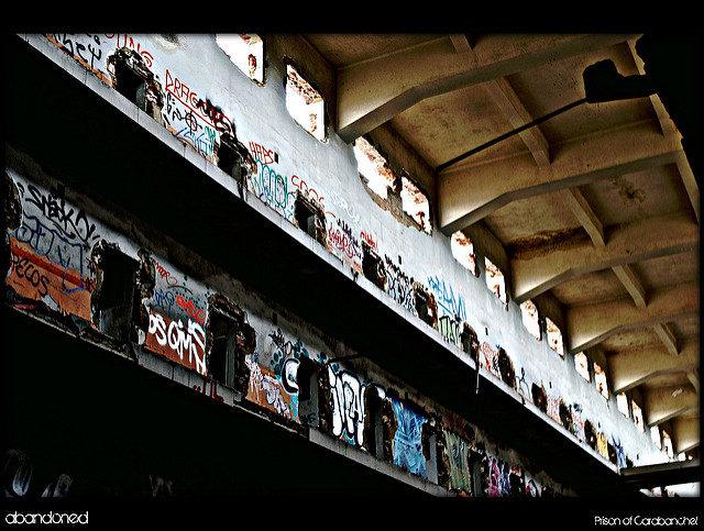 Carabanchel Prison (2008, June 27) – Author: Alexander – CC BY 2.0