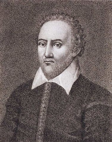 Richard Burbage, close friend to Shakespeare and probably the first actor to portray Romeo
