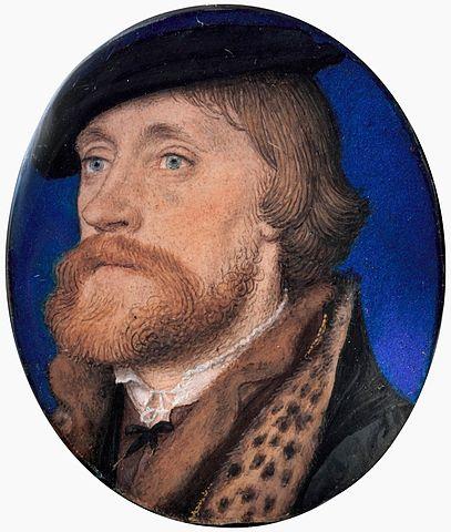 Sir Thomas Wriothesley, 1st Earl of Southampton