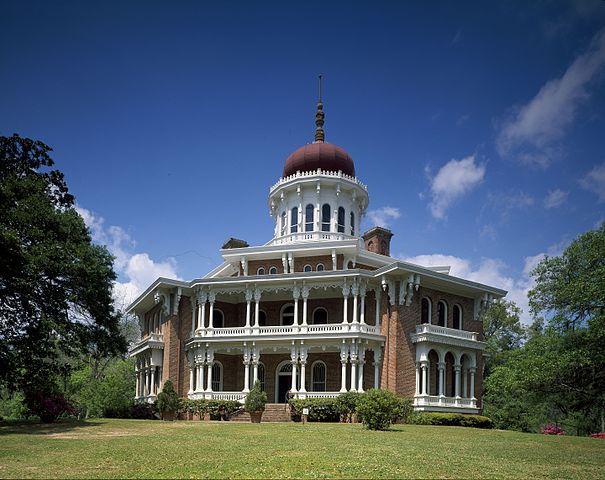 "Longwood mansion, also known as ""Nutt's Folly"""
