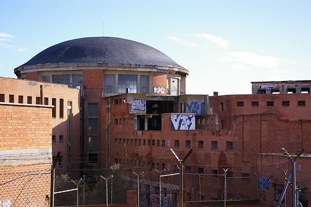 Dome of the prison – Author: gaelx – CC BY-SA 2.0