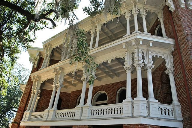 The beautiful balconies/ Author: Elisa Rolle – CC BY-SA 3.0