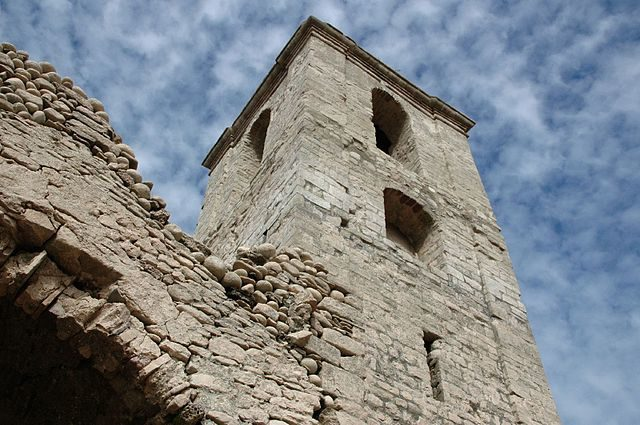 The church was built in the 11th century/Author: joan ggk – CC BY 2.0