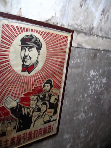 A propaganda poster. Author:V ManninenCC BY 2.0