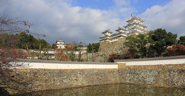 Himeji Castle/ Author:Martin FalbisonerCC BY-SA 4.0