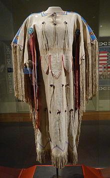 Arapaho Dress. Author:Wolfgang SauberCC BY-SA 3.0