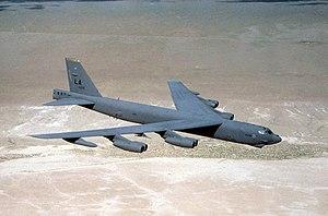 Bomber B-52 Stratofortress
