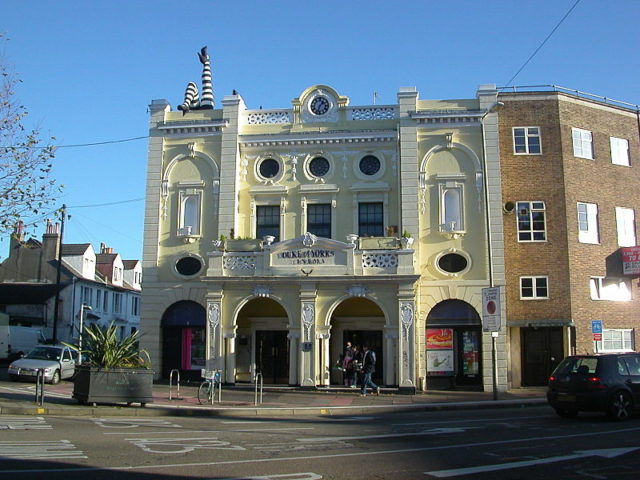 The exterior of the Duke of York's Picture House. Author:Hassocks5489