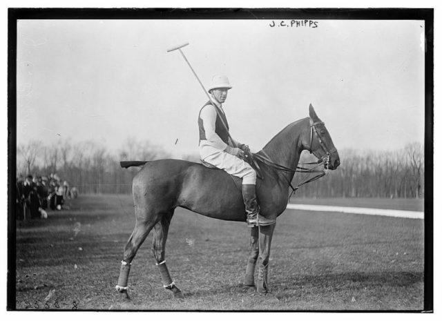 John Shaffer Phipps. Author:Bain–Library of CongressPublic Domain