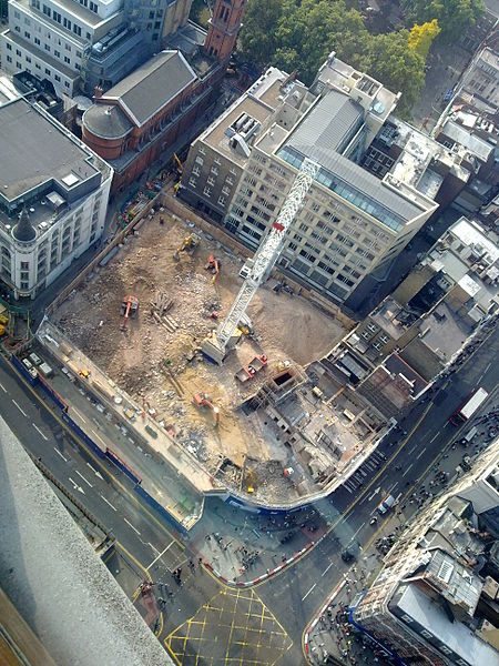 London Astoria demolished. Author:carlbob – CC BY 2.0