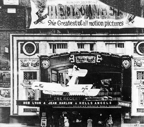 Astoria Theater's Final Curtain