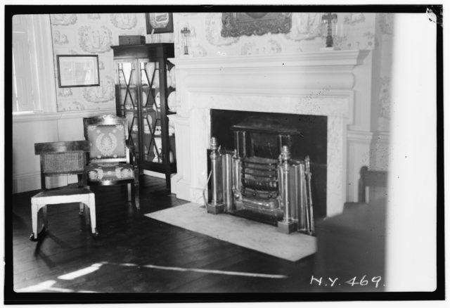 Old photo of the interior different angle.