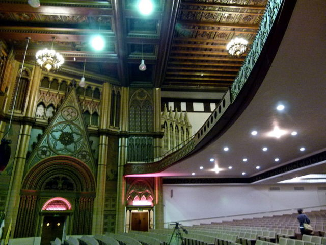One portion of the Main Hall. Author:Kleon3 – CC BY-SA 4.0