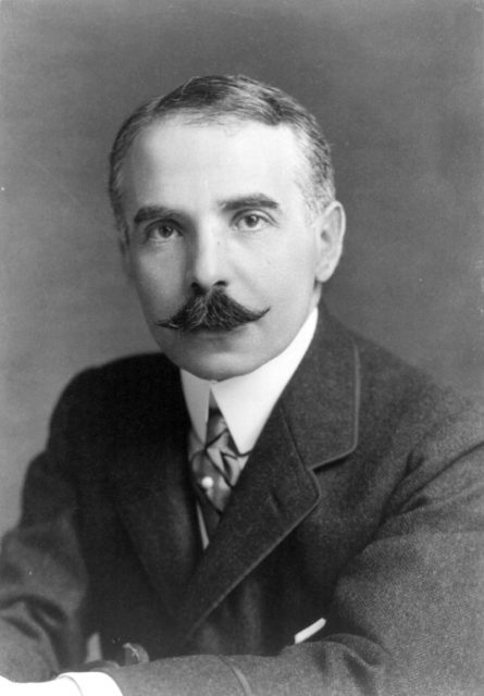 Otto Hermann Kahn. Author: Library of Congress's Prints and Photographs divisionPublic Domain