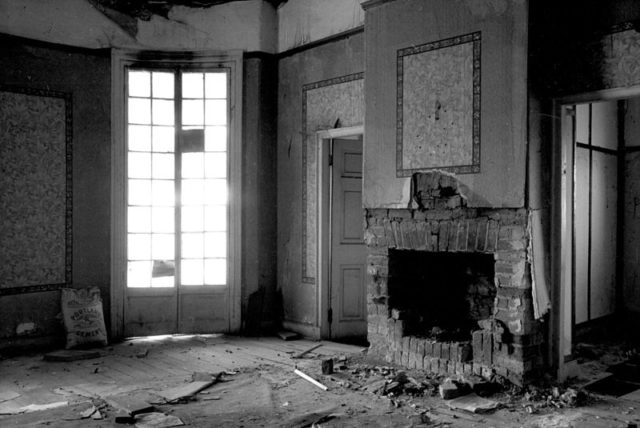 Part of the drawing room at Bungarribee Homestead/ Author:Barry Wollaston