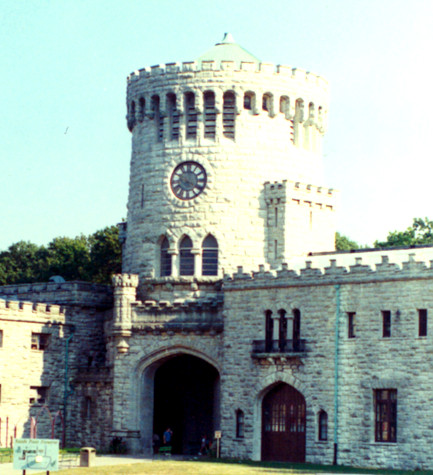 The 24-meter tower.