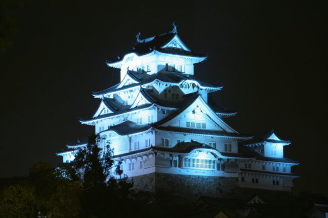 The castle at night/ Author:Corpse Reviver