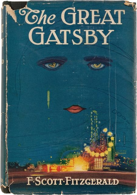 The Great Gatsby. Author:Musée AnnamPublic Domain