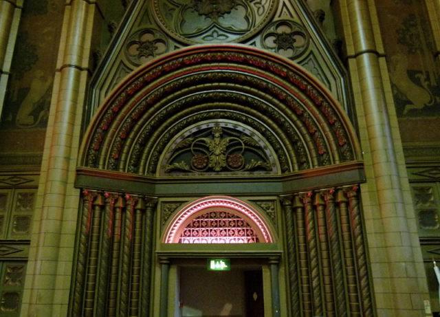 The interior of former Granada. Author:Kleon3 – CC BY-SA 4.0