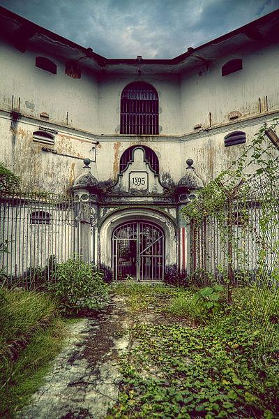 The interior of Pudu Prison/ Author:Ezry Abdul RahmanCC BY 2.0