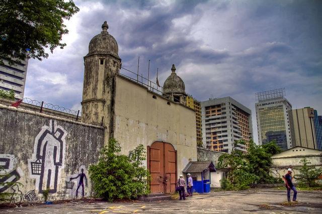 The main entrance/ Author:Ezry Abdul RahmanCC BY 2.0
