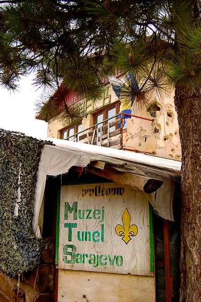 The tunnel museum. Author:Jordan WooleyCC BY-SA 2.0
