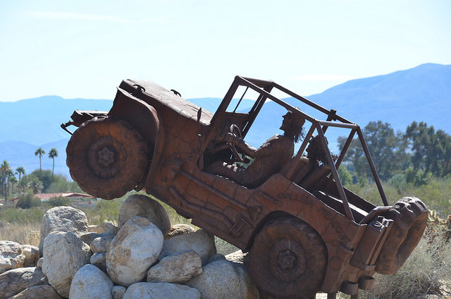 The Jeep Riders – Author: Rob Bertholf – CC BY 2.0