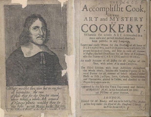 Robert May's book