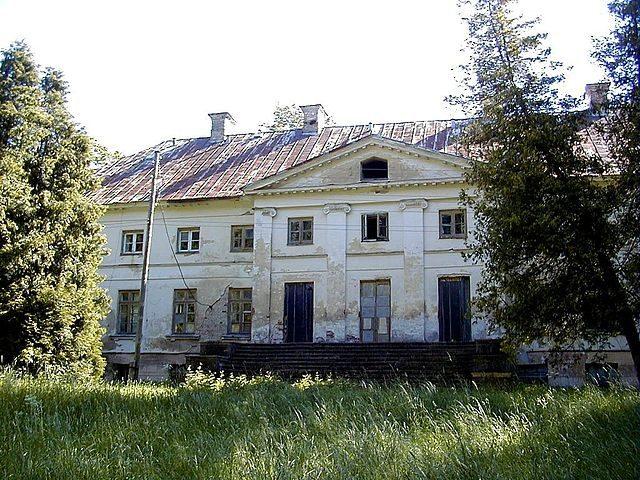 Ahsuppen manor, Latvia – Author: J. Sedols – CC BY 3.0