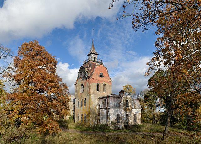 Neeruti Manor – Author: Ivar Leidus – CC BY-SA 3.0 ee
