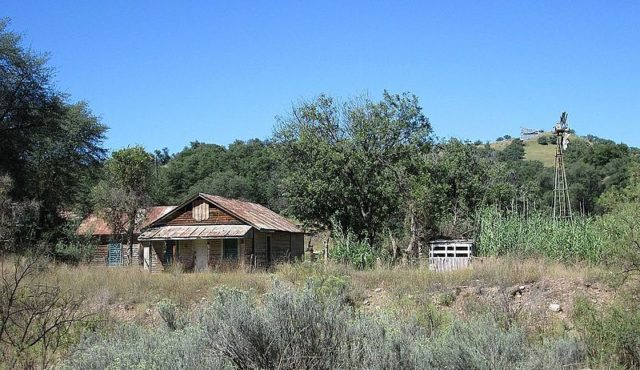 A ranch house/ Author:The Old PuebloCC BY-SA 4.0