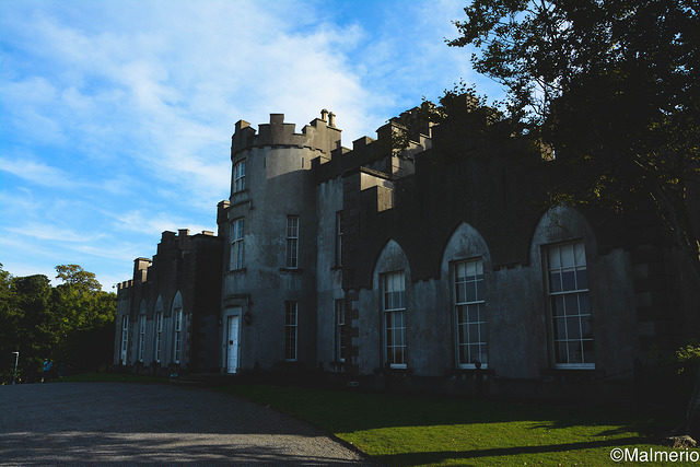 Ardgillan castle different angle. Author:Mateus AlmérioCC BY 2.0